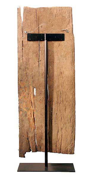 Igbo house door