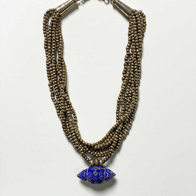 necklaceblueamuletsquare