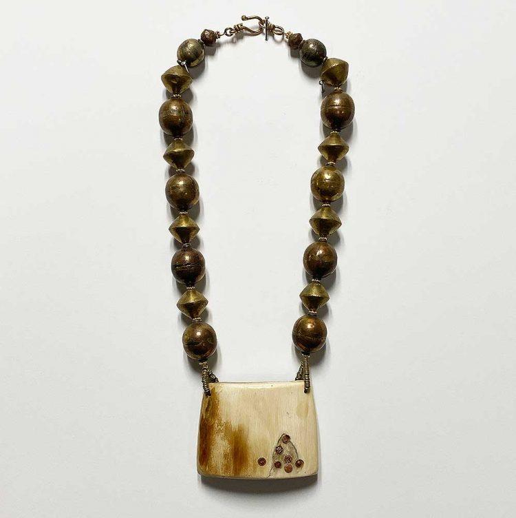 necklacemammothivorysquare